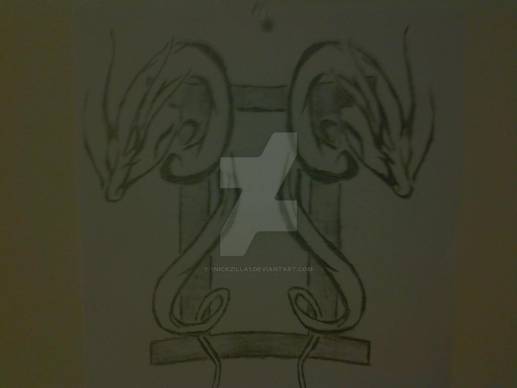 Updated Tattoo design by 1Nickzilla1