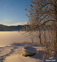 Winterscape by TebPixels