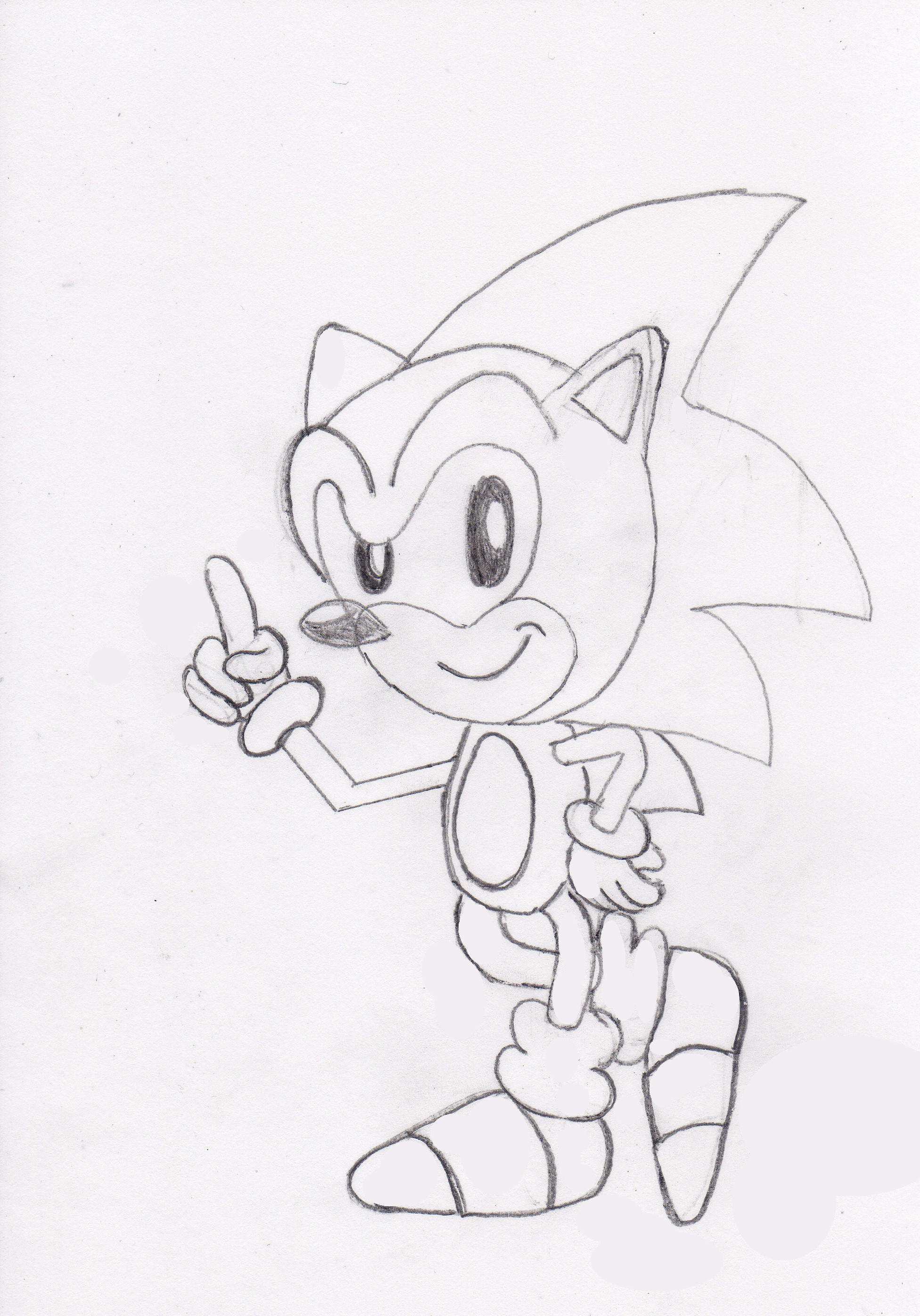 sonic satam coloring pages - photo#11