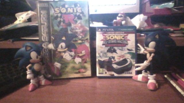 Classic Sonic Racing Vs Modern Sonic Racing by ClassicSonicSatAm