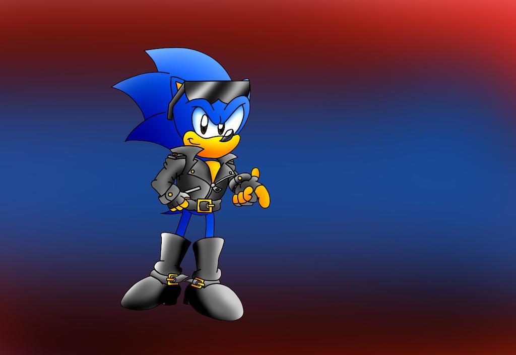 Sonic Who's Bad? by ClassicSonicSatAm