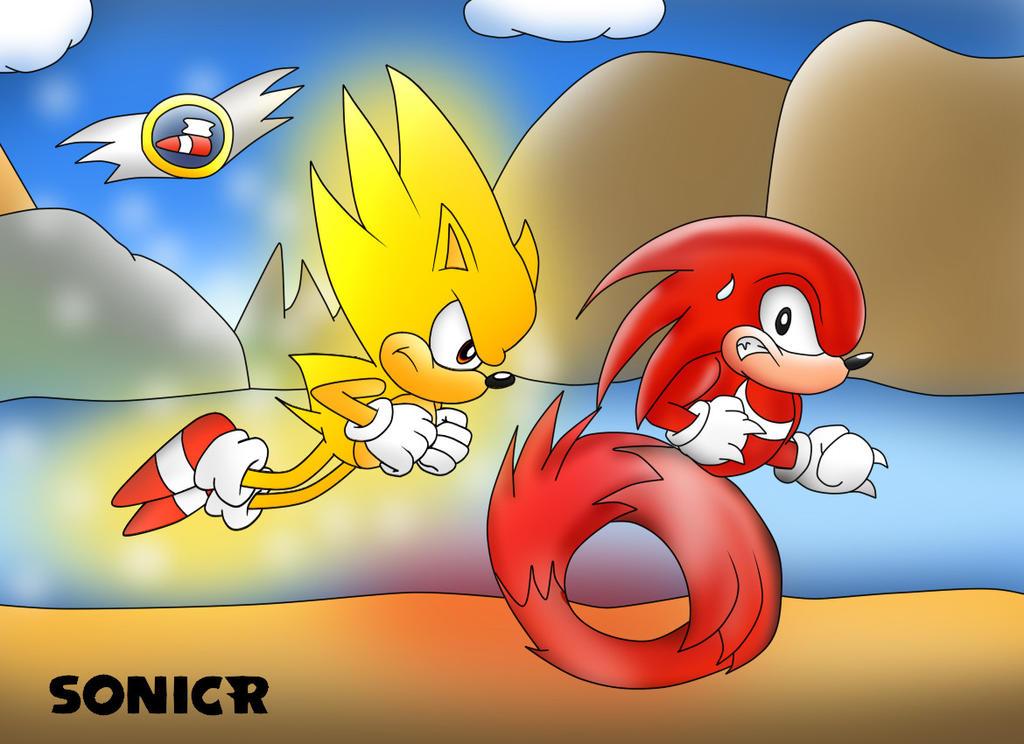 super sonic games