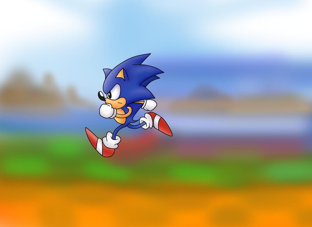 Sonic R Jam by ClassicSonicSatAm