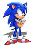 Cooler Classic Sonic