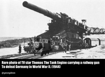 Thomas goes to War