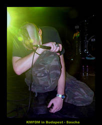 KMFDM 2005 by D-avina
