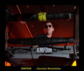 KMFDM 2005 2 by D-avina