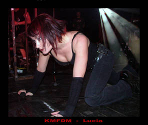KMFDM 2005 3 by D-avina
