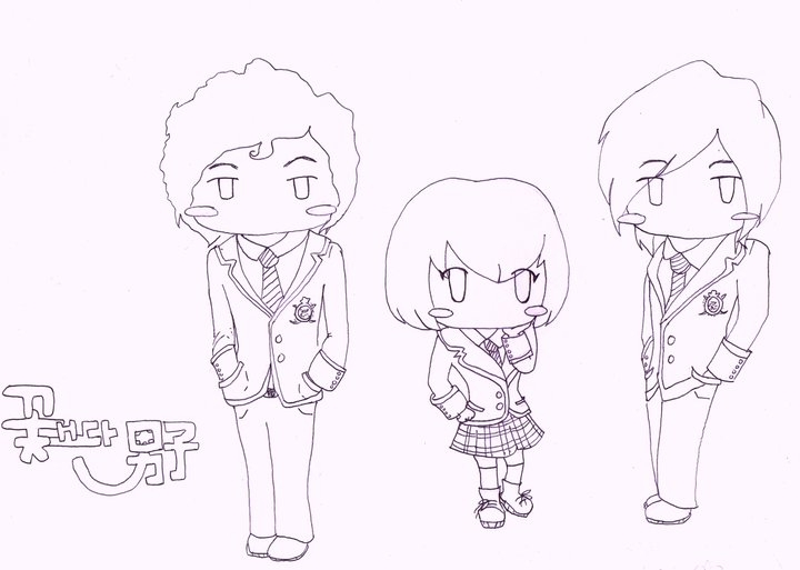 how i used to draw by jyacini