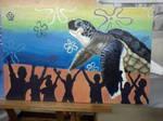 Happy Turtle by jyacini