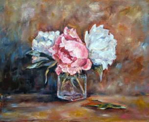 Oil painting: Alla Prima  by jyacini