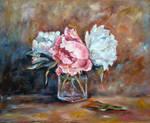 Oil painting: Alla Prima