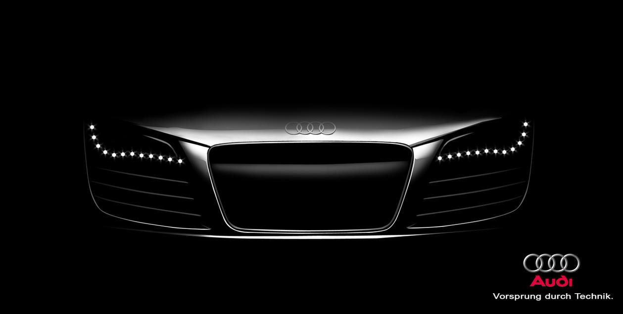 Audi R8 Advert by Bekkengen on DeviantArt