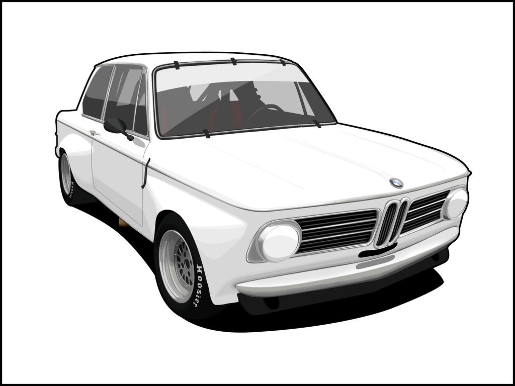 Bmw 2002 Non-decal by Bekkengen on DeviantArt