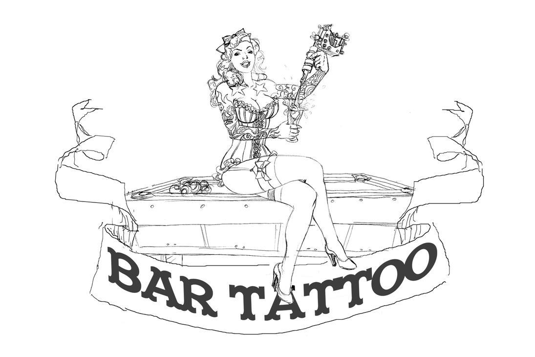 bar logo by artigas on deviantart