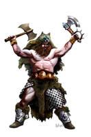 Barbarian by Artigas