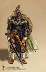 Turin Turambar and the Dragon Helm