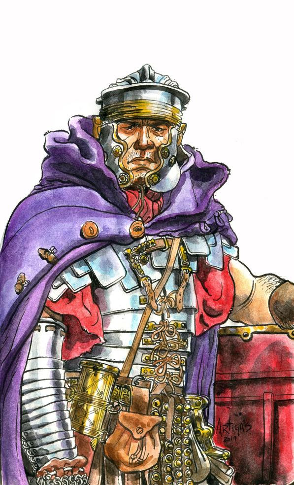 Legionary by Artigas