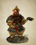 Neolithic Dwarven Culture