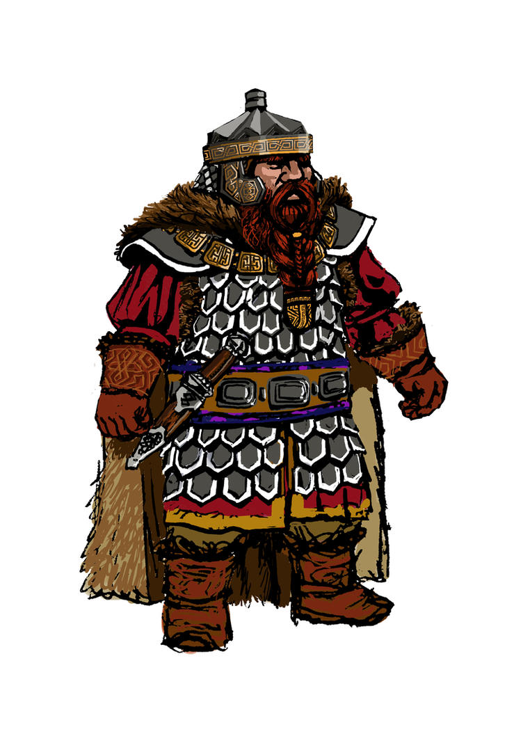 Winter Dwarf by Artigas