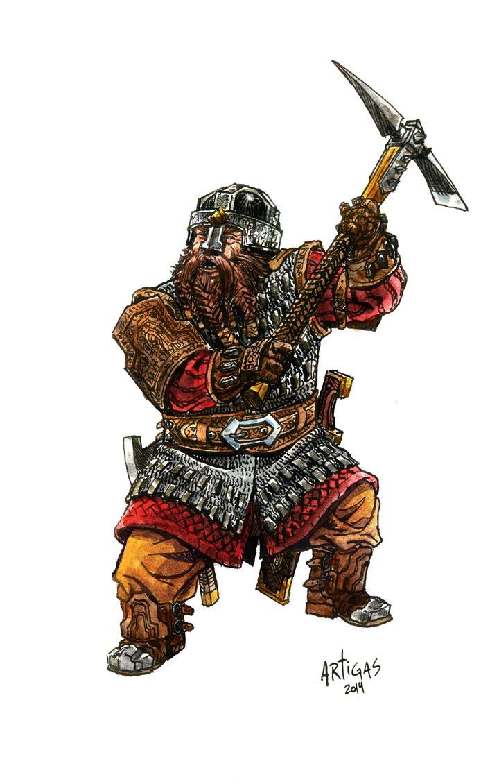 Low class Warrior by Artigas