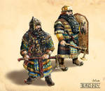 Blacklocks Clan Warriors