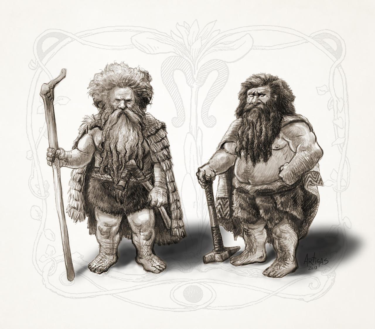 Primitive Dwarfs