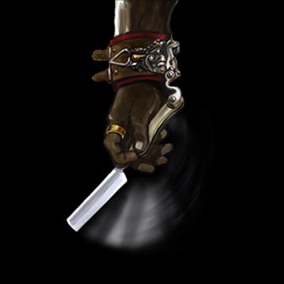 Hidden Blade by Artigas
