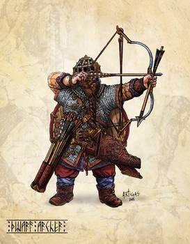 Dwarf Archer