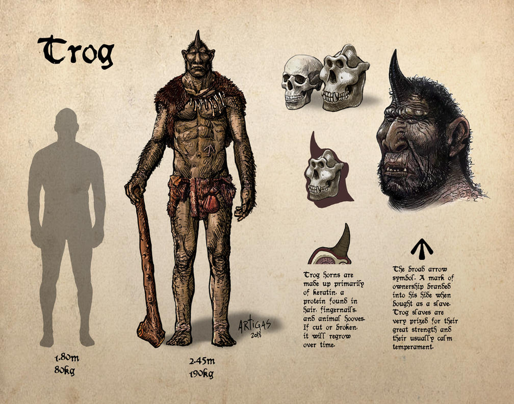 Trog by Artigas