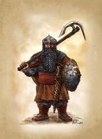 Ethiopian Dwarf by Artigas