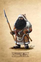 Stiffbeards by Artigas