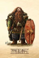 Firebeards by Artigas