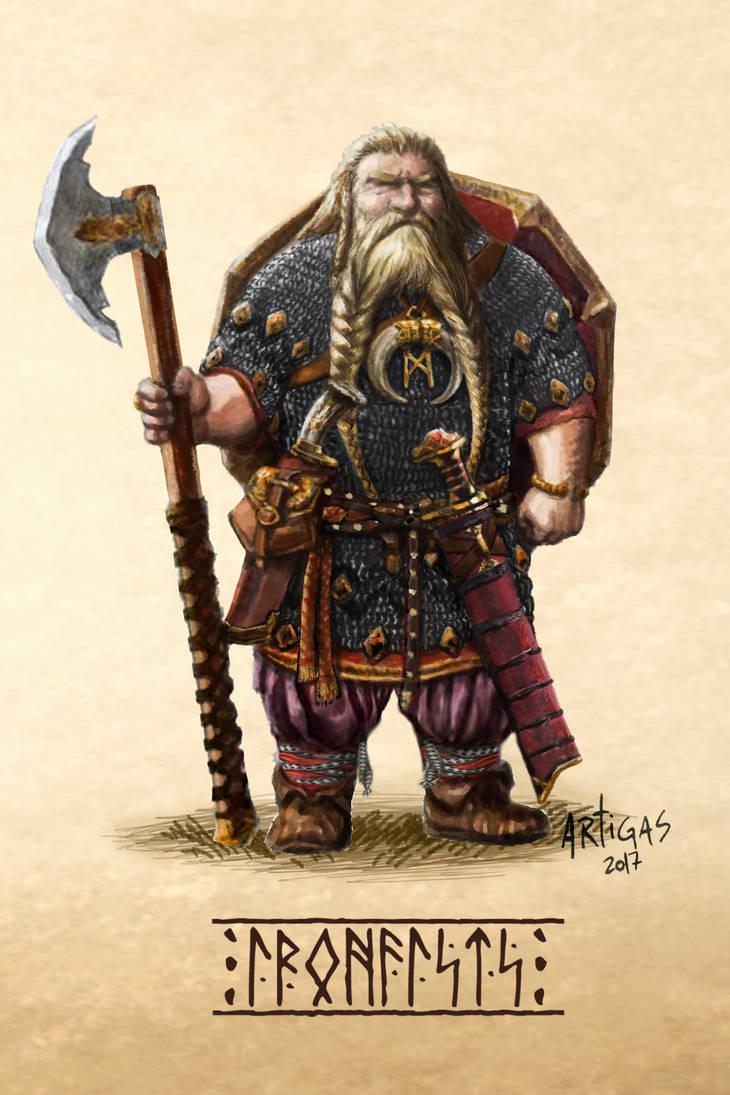 Ironfists by Artigas