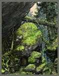 Dwarven hunting hut