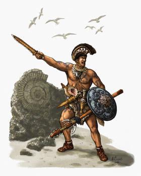 Atlala Warrior