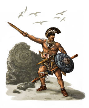Atlala Warrior