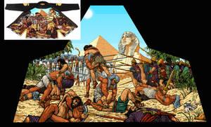 History of Violence- Egyptians