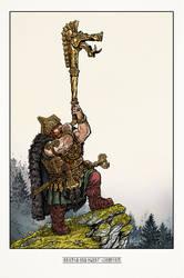 Bronze Age Dwarf Champion