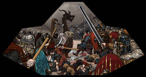 Vikings Vs Saxons