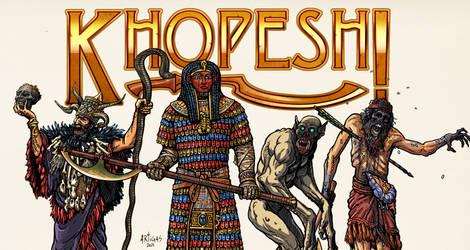 Khopesh Game Bad guys