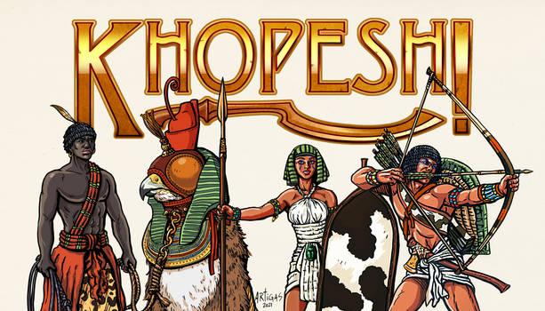 Khopesh Game Good guys