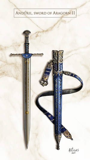 Anduril Flame of the West