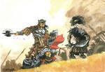 Gontar dislike orcs
