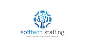 SoftTech Staffing logo
