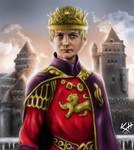 King Joffrey Baratheon from ''Game of Thrones''