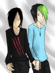 Matt and owen