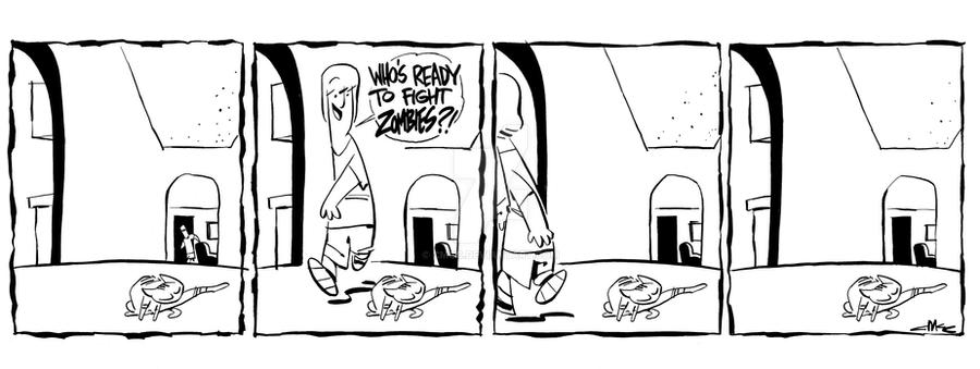 Adventureman 2 by CMcC