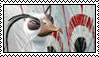 Lord Shen stamp by Zerda-Fox