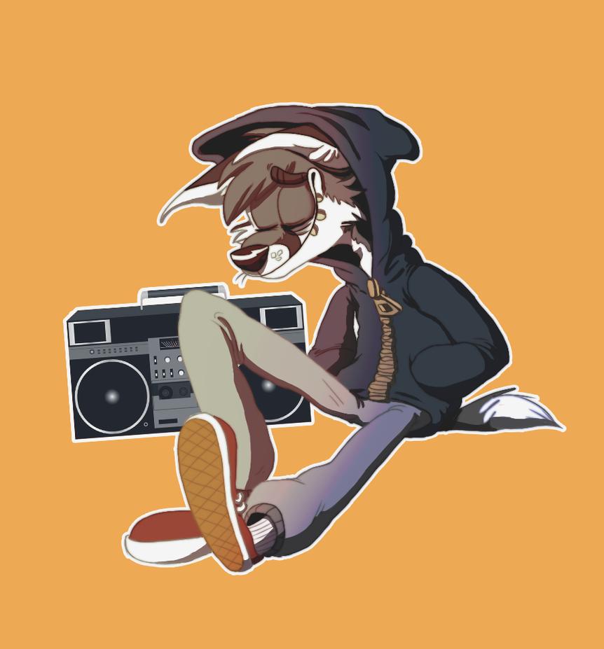 Cool kid by zerda fox on deviantart for Cool fox drawings